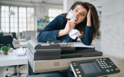 Problemi con la stampante? Scopri tutte le soluzioni utili!